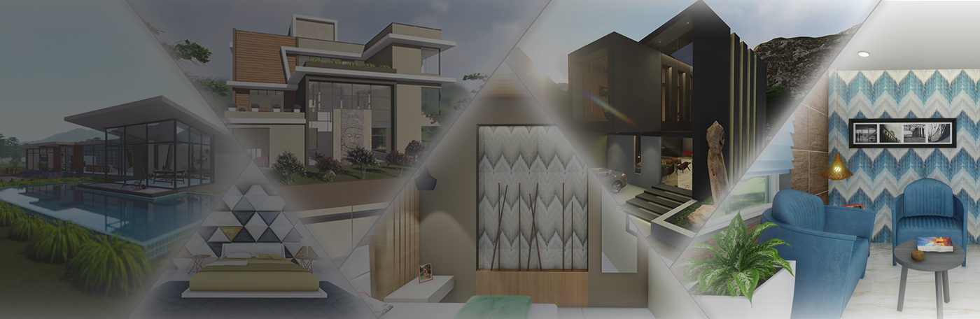 3D Visulization - Unity Interiors - Ahmedabad