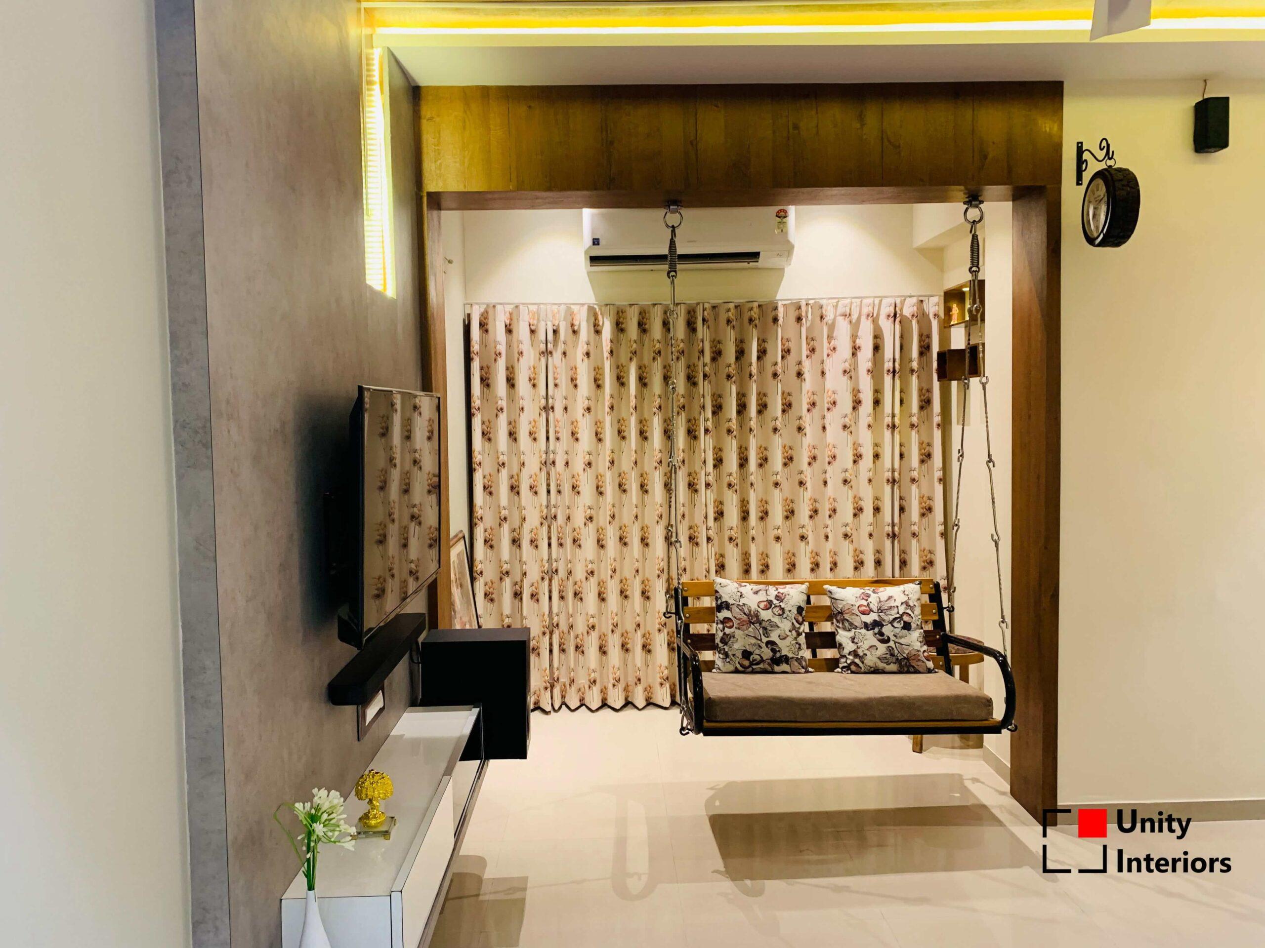 Home Makeover, Unity Interiors, Best Interior Designer Ahmedabad